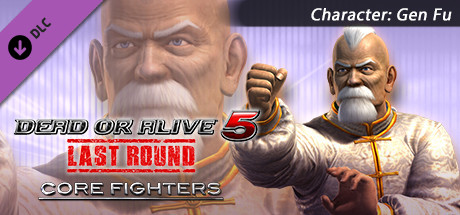 DEAD OR ALIVE 5 Last Round: Core Fighters Character: Gen Fu