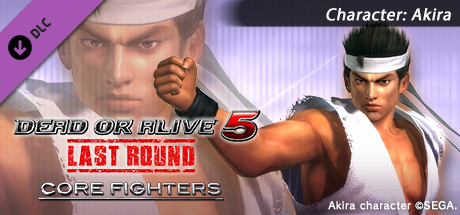 DEAD OR ALIVE 5 Last Round: Core Fighters Character: Akira