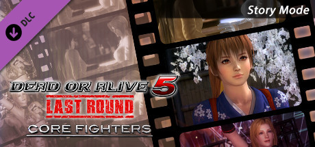 DEAD OR ALIVE 5 Last Round: Core Fighters Story Mode
