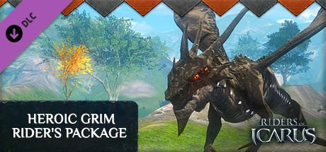 Riders of Icarus: Heroic Grim Rider's Package