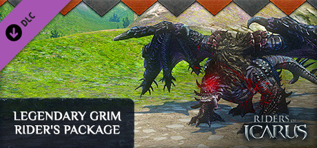 Riders of Icarus: Legendary Grim Rider's Package