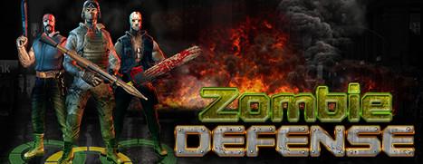 Zombie Defense - 僵尸塔防