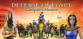 Defense of Egypt: Cleopatra Mission cover art
