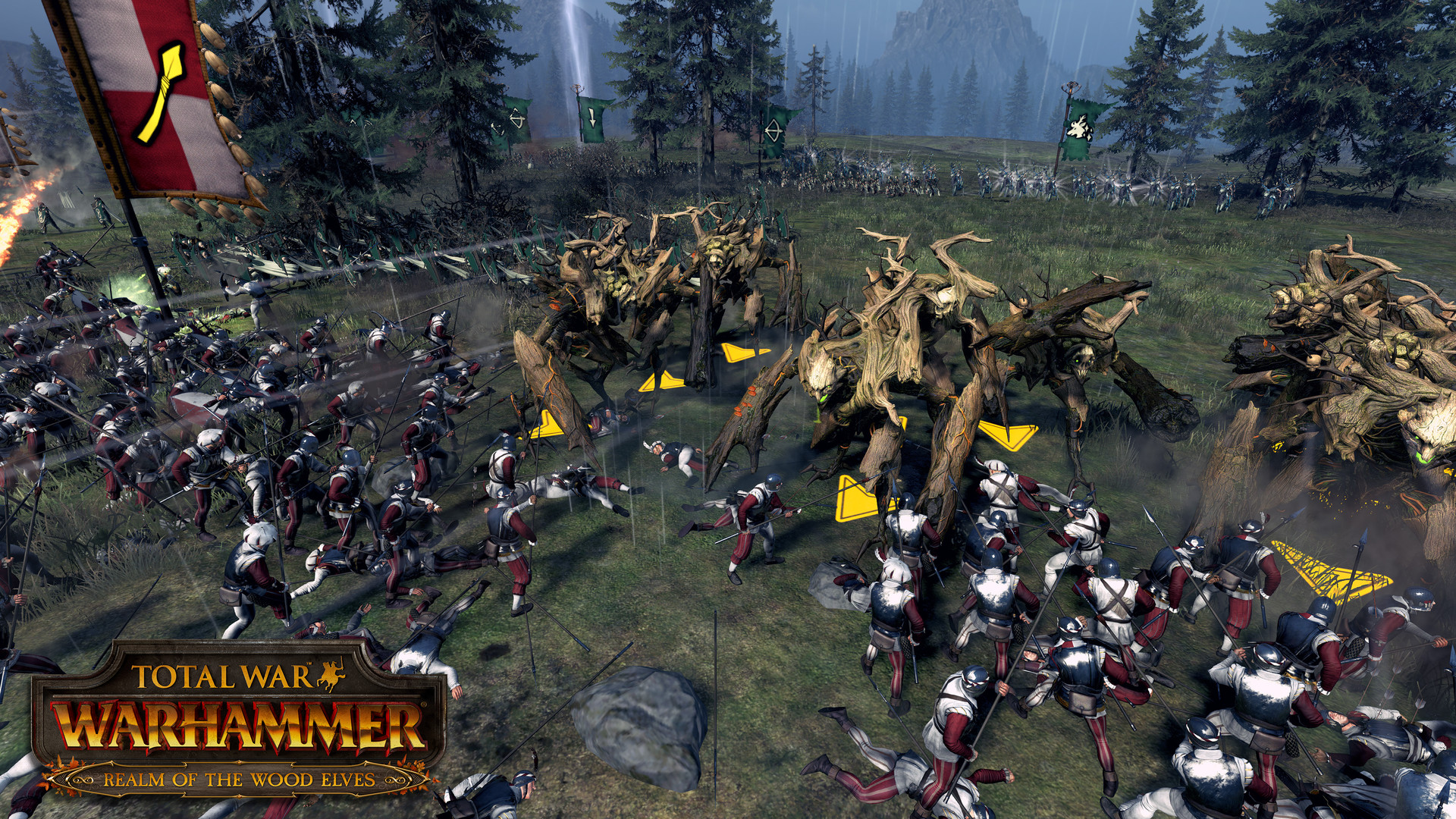 save 50 on total war warhammer realm of the wood elves on steam