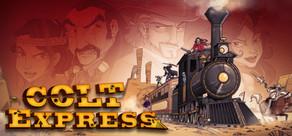 Colt Express cover art