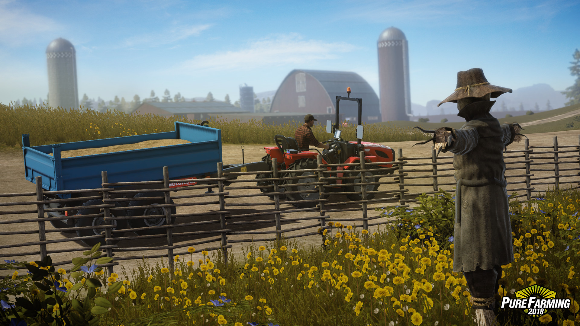 Pure Farming 2018 Download Free