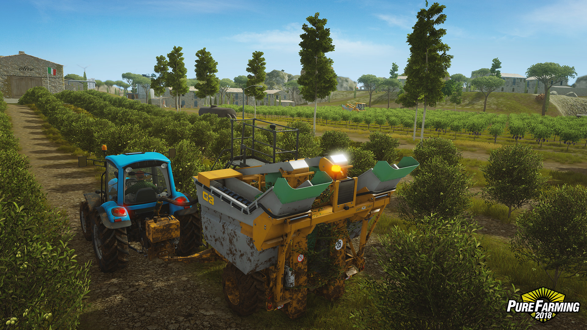 pure farming 2018 download torent