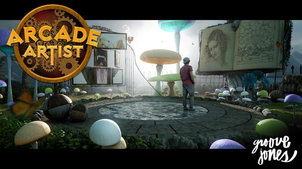 Скриншот из Arcade Artist
