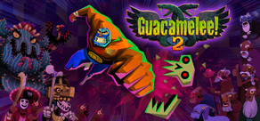 Guacamelee! 2 cover art