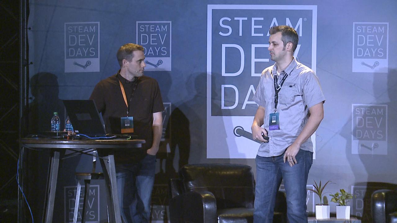Steam Dev Days on Steam