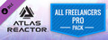 Atlas Reactor – All Freelancers Pro Pack-dlc