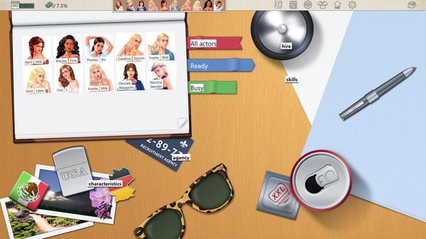скриншот Porno Studio Tycoon 9