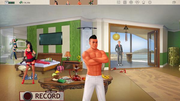 скриншот Porno Studio Tycoon 13