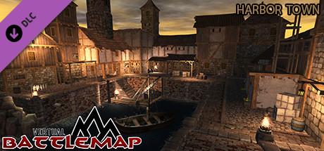 Virtual Battlemap DLC - Harbor Town