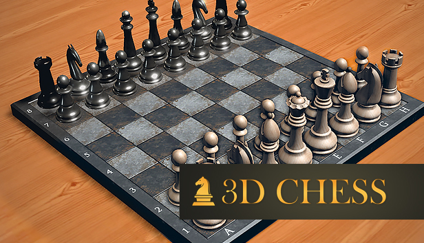 3d chess board game free download