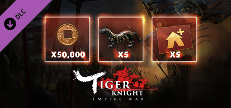 Tiger Knight: Empire War - Arms Pack