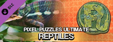 Pixel Puzzles Ultimate – Puzzle Pack: Reptile