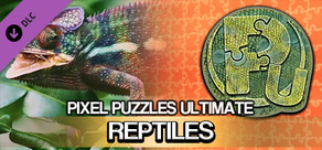 Pixel Puzzles Ultimate - Puzzle Pack: Reptile