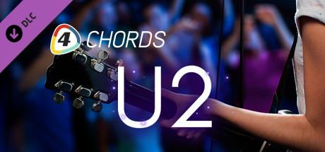 FourChords Guitar Karaoke - U2 Song Pack