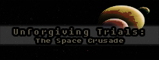 Unforgiving Trials: The Space Crusade Giveaway