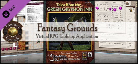 Fantasy Grounds - Shadow World: Tales from the Green Gryphon Inn (RMC)