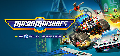 Micro Machines World Series on Steam