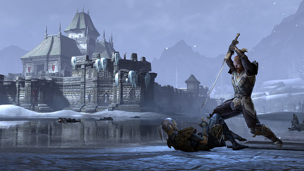 скриншот The Elder Scrolls Online: Plus Membership 0