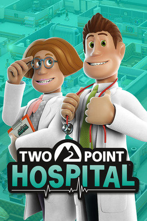 Two Point Hospital poster image on Steam Backlog