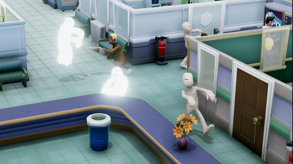 скриншот Two Point Hospital 1