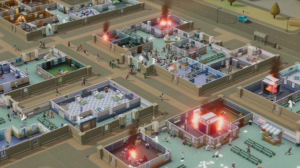 скриншот Two Point Hospital 0