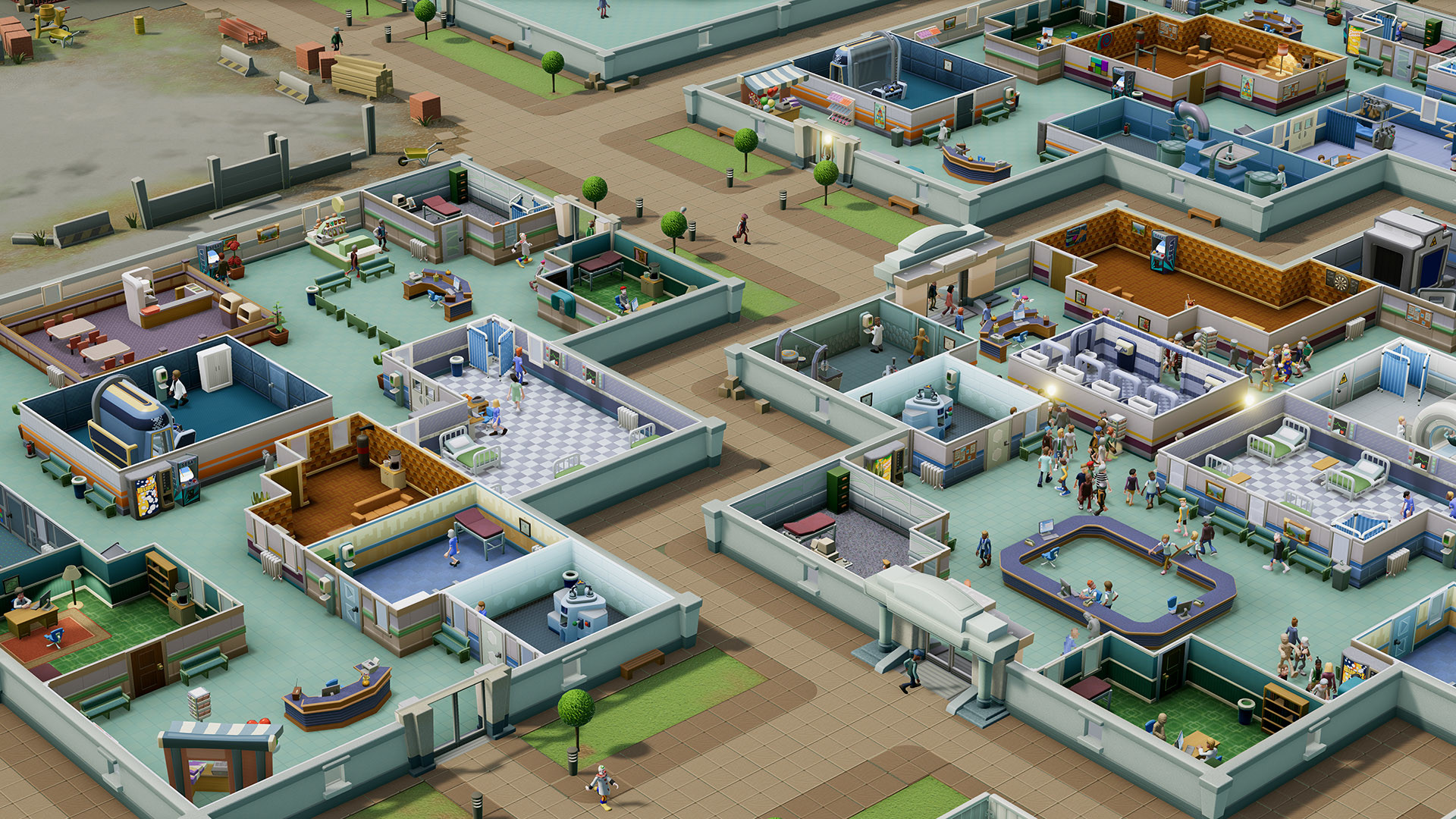 Two Point Hospital Download Skidrow