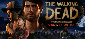 The Walking Dead: A New Frontier cover art