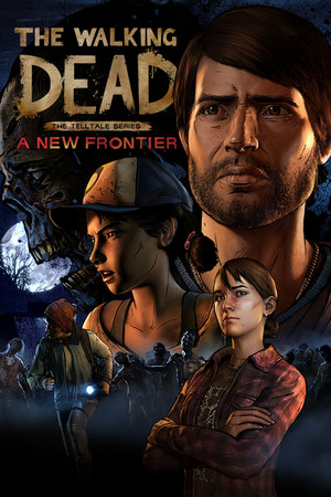 The Walking Dead: A New Frontier poster image on Steam Backlog