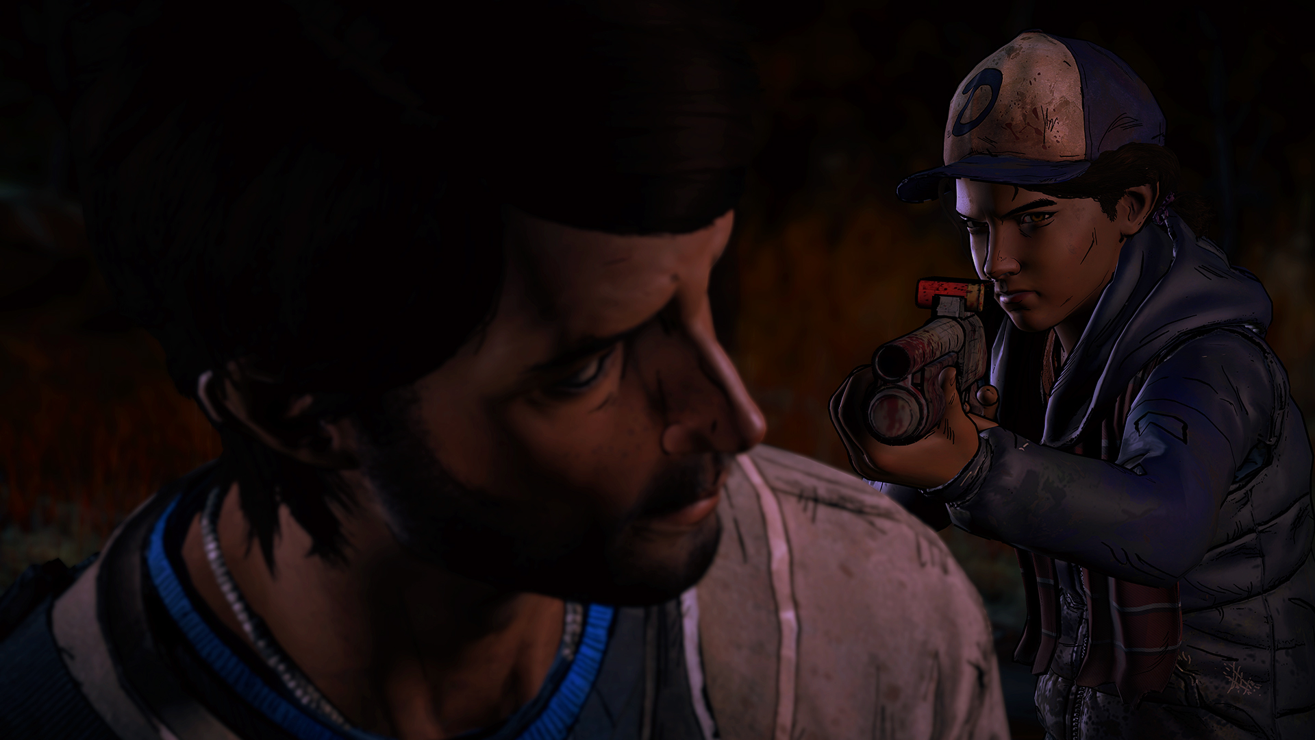 The Walking Dead: A New Frontier Screenshot 2