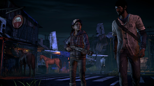 скриншот The Walking Dead: A New Frontier 4