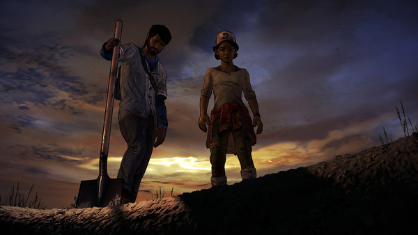 скриншот The Walking Dead: A New Frontier 6
