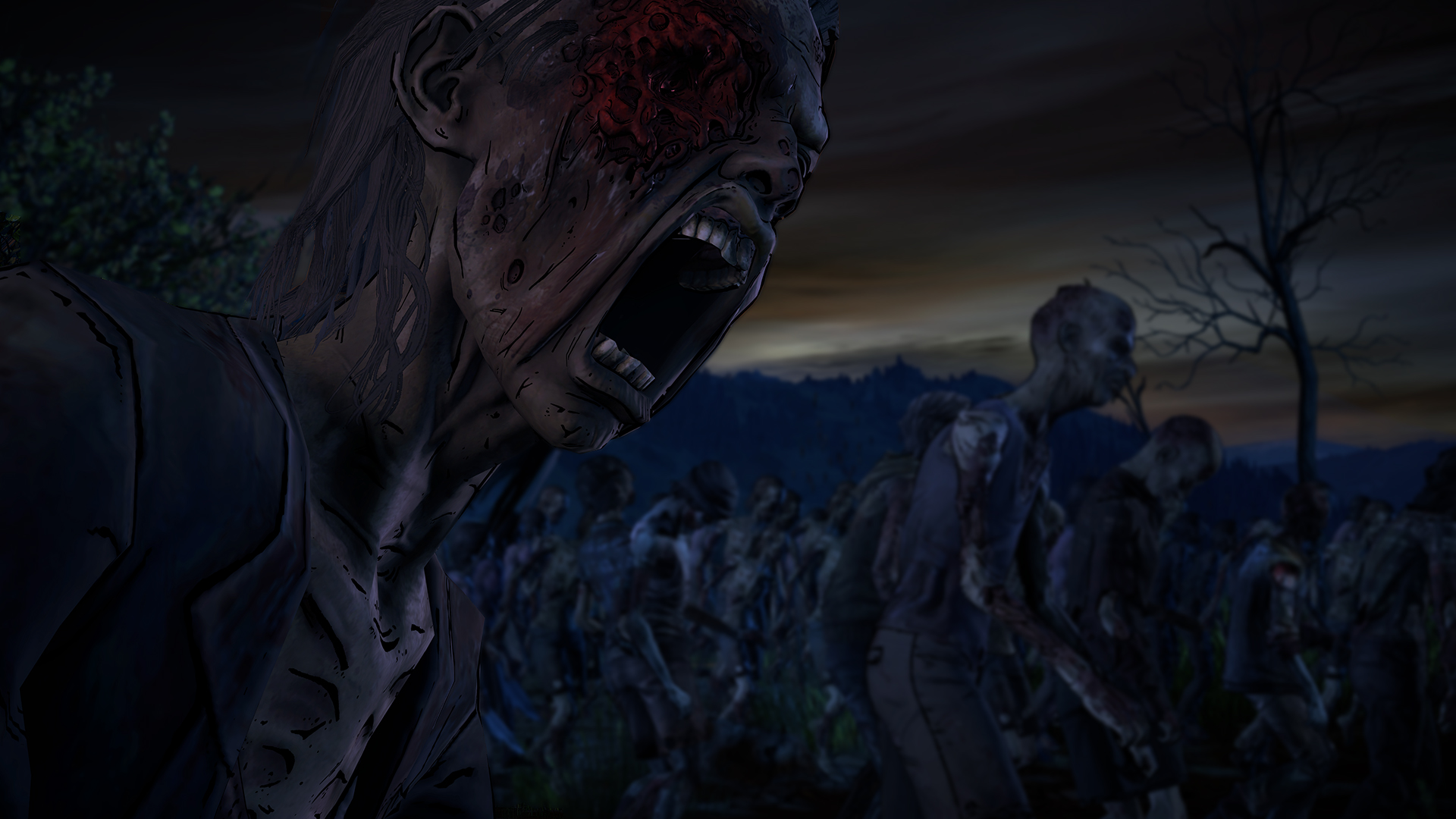 The Walking Dead: A New Frontier Screenshot 1