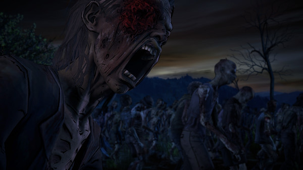 скриншот The Walking Dead: A New Frontier 2
