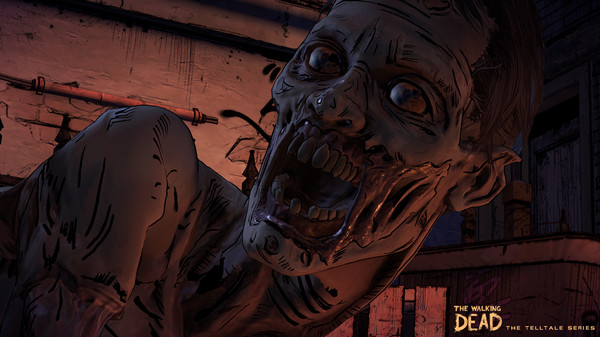 скриншот The Walking Dead: A New Frontier 1