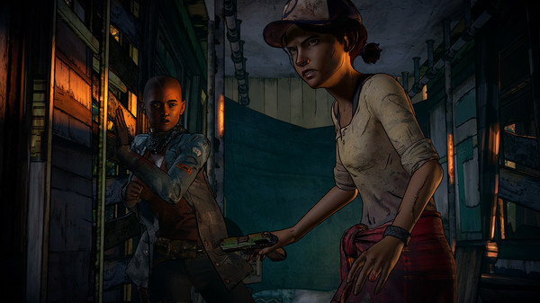 скриншот The Walking Dead: A New Frontier 8