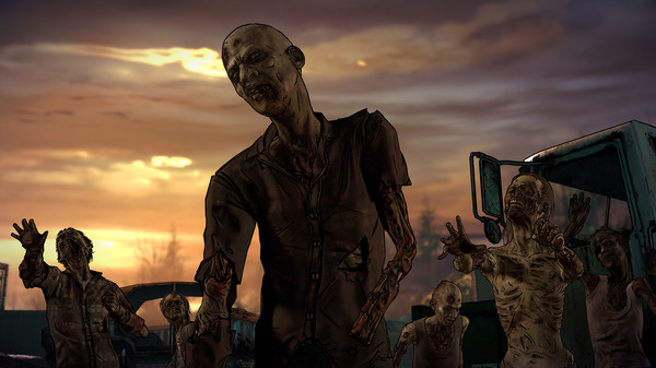 скриншот The Walking Dead: A New Frontier 7