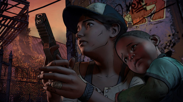 скриншот The Walking Dead: A New Frontier 0