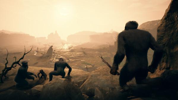 скриншот Ancestors: The Humankind Odyssey 1