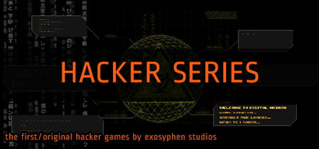 Hacker Series cover art
