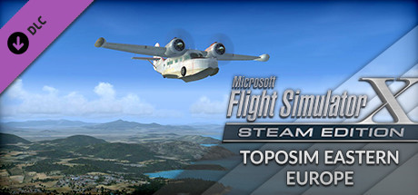 FSX Steam Edition: Toposim Eastern Europe Add-On