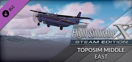 FSX Steam Edition: Toposim Middle East Add-On