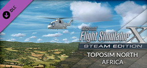 FSX Steam Edition: Toposim North Africa Add-On