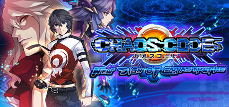 Game Banner CHAOS CODE -NEW SIGN OF CATASTROPHE-