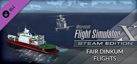 FSX Steam Edition: Fair Dinkum Flights Add-On