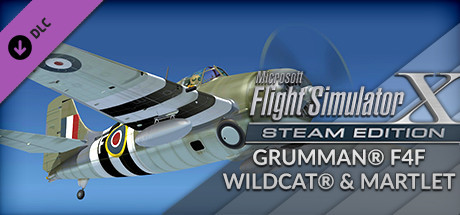FSX Steam Edition: Grumman® F4F Wildcat® & Martlet Add-On